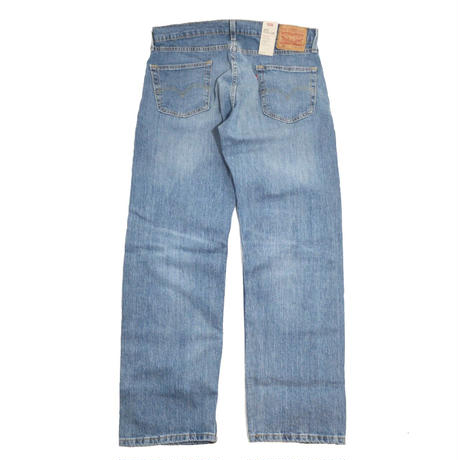Levi's DENIM PANTS(505 REGULAR FIT) W.INDIGO