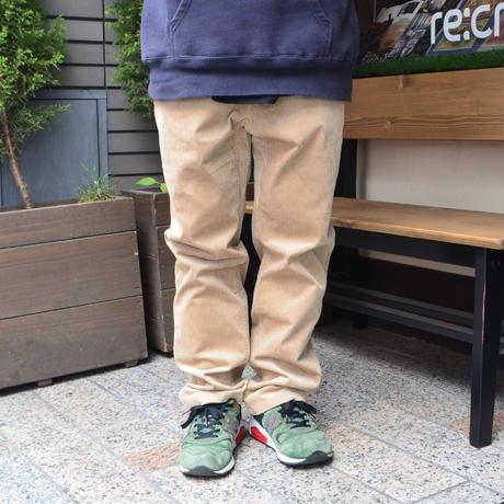 GRAMICCI EASY PANTS (CORDUROY - JUST CUT) SAND KHAKI