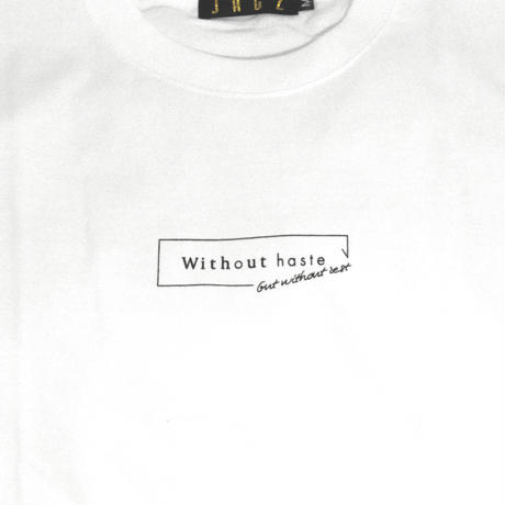 JAGZ S/S T-SHIRTS (WITH OUT) WHITE