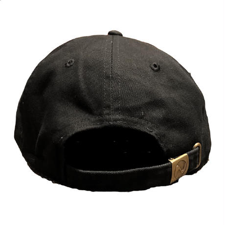 OldGoodThings 6PANEL CAP (Goody) BLACK