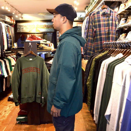 OldGoodThings (OGT ORIGINAL ANORAK JKT) GREEN