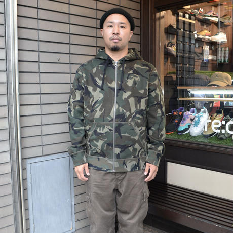 POLO RALPH LAUREN (SWEAT ZIP HOODY) CAMO