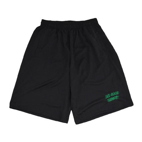 OldgoodThings GAME SHORTS (GOOD PLAYER) BLACK
