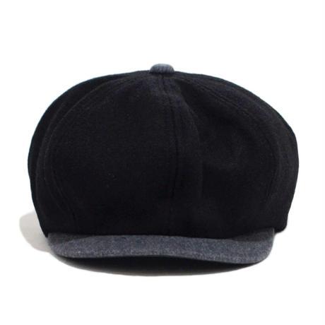 NO BRAND (MELTON CASQUETTE) BLACK