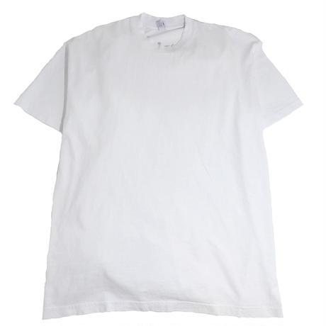 LOS ANGELES APPAREL S/S T-SHIRTS(Garment Dye) WHITE