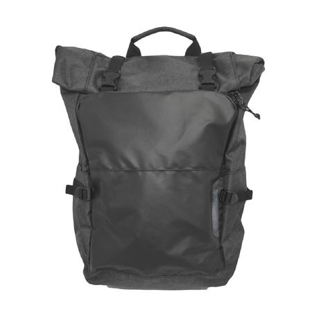 COLUMBIA BACK PACK (THIRD BLUFF) BLACK HEATHER