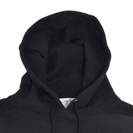 OILWORKS SWEAT HOODY (710) BLACK