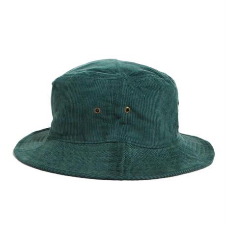 O.G.T CORDUROY BUCKET HAT (BetterDays) D.GREEN