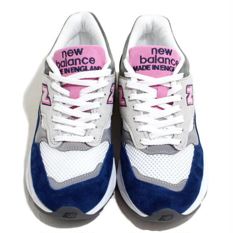 NEW BALANCE (M15009 MADE IN ENGLAND) WHITE/BLUE