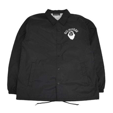 OILWORKS COACH JACKET (OILMARK2019) BLACK