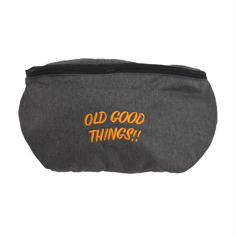 OldGoodThings MINI SHOULDER BAG Ver.02 (O.G.T ORIGINAL) GREY