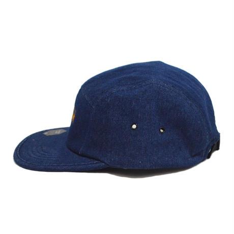 O.G.T 5PANEL CAP (Sing) DENIM