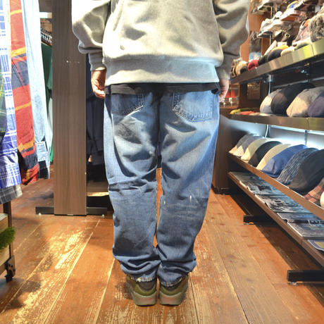 POLO RALPH LAUREN DENIM PANTS (CL300) W.INDIGO