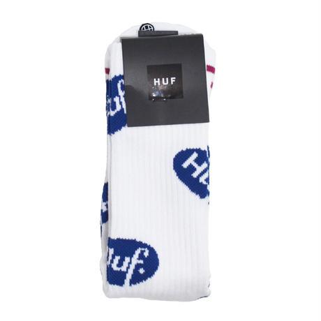 HUF SOCKS (RELAX) WHITE