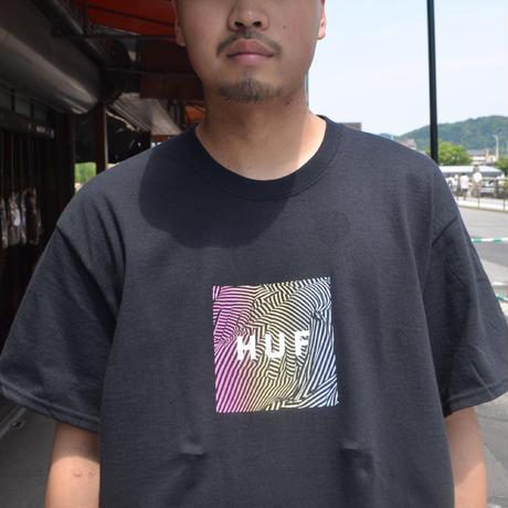 HUF S/S T-SHIRTS (FEELS) BLACK