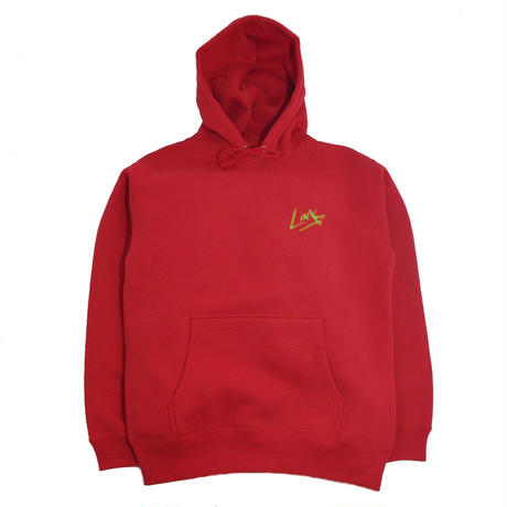 O.G.T SWEAT HOODY (LINK) RED