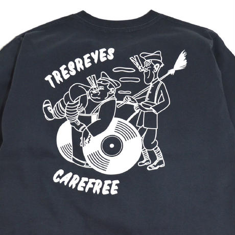 TRESREYES S/S T-SHIRTS (Colleague) SLATE