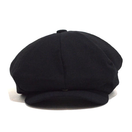 NO BRAND (8PANEL CASQUETTE) BLACK