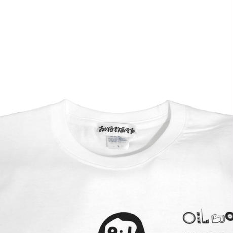 OIL WORKS S/S T-SHIRTS (OILWORKS) WHITE