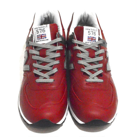 NEW BALANCE (M576 MADE IN ENGLAND) RED