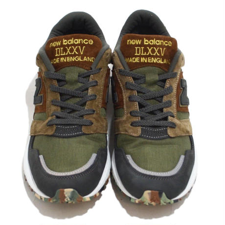 NEW BALANCE (MTL575 MADE IN ENGLAND) BROWN/OLIVE