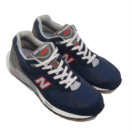 NEW BALANCE (M991 MADE IN ENGLAND)NAVY/GREY