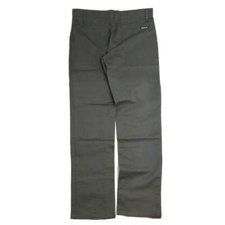 NO BRAND (CHINO PANTS) ARMY GREEN