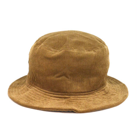 OldGoodThings CORDUROY BUCKET HAT (NEVER-Luige-Luige Ver.) BEIGE