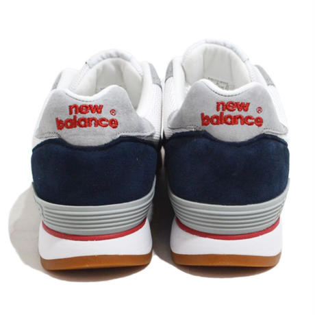 NEW BALANCE (M670 MADE IN ENGLAND) WHITE/NAVY