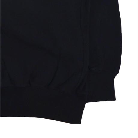 re:create S/W HOODY (KAMO) BLACK