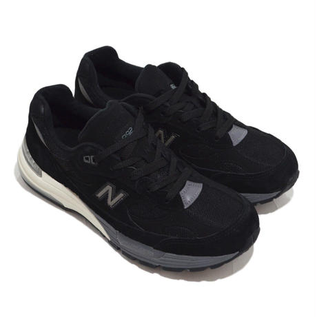 NEW BALANCE (M992 MADE IN USA) BLACK