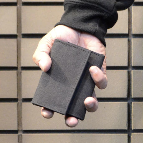NO BRAND (SMALL WALLET) BLACK
