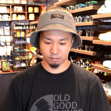 TRESREYES (ORIGINAL BUCKET HAT) OLIVE