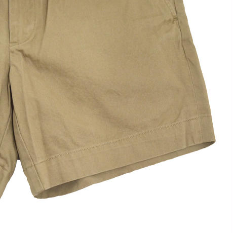 POLO RALPH LAUREN CHINO SHORTS (CLASSIC FIT) KHAKI