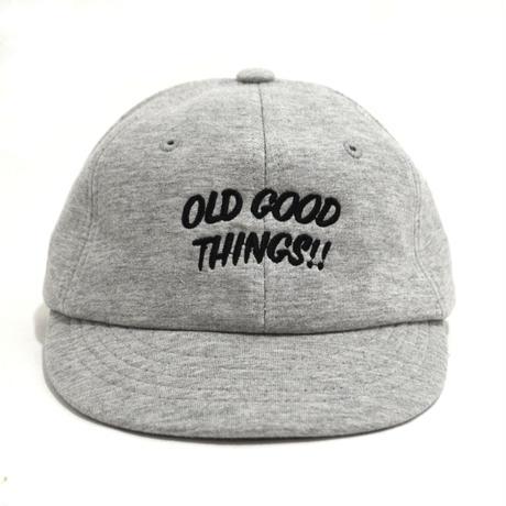 OldGoodThings (O.G.T ORIGINAL UMPIRE CAP) GREY