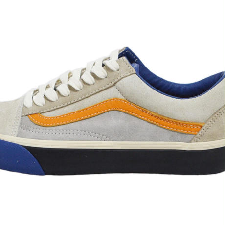 VANS (OLD SKOOL VLT LX) TRUE BLUE / CANDIED GINGER