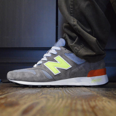 NEW BALANCE (M1300 MADE IN USA) GREY/YELLOW