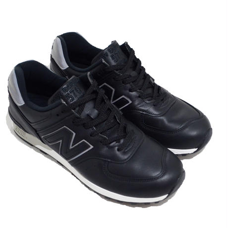 NEW BLANCE (M576 MADE IN ENGLAND) BLACK/BLACK