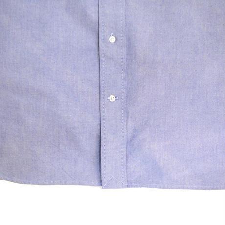O.G.T L/S OX SHIRTS (RIVER SIDE) L.BLUE