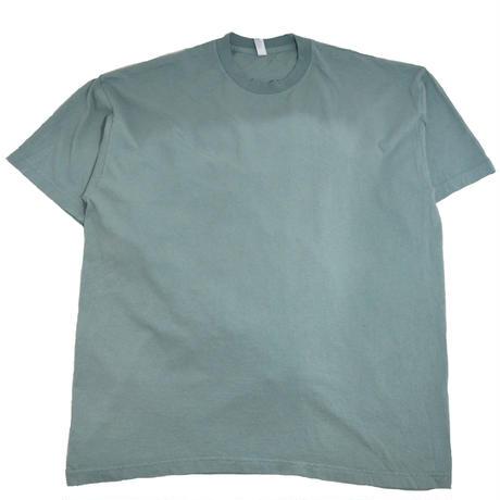 LOS ANGELES APPAREL S/S T-SHIRTS(Garment Dye) A.GREEN
