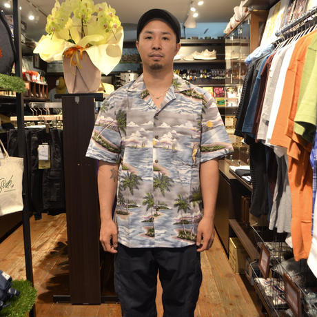 SELECT ALOHA S/S ALOHA SHIRTS (MADE IN HAWAII) AL-03