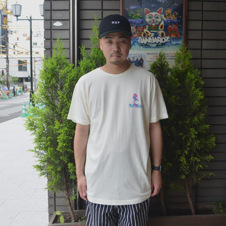 RIPNDIP S/S T-SHIRTS (Nerm In a Hat) NATURAL