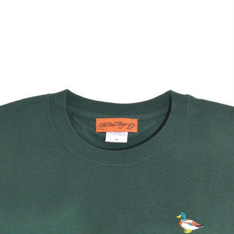 OldGoodThings S/S T-SHIRTS (RIVER SIDE) IVY GREEN