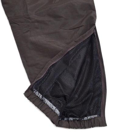 re:create TRACK PANTS (PREMIUM LABEL) BROWN