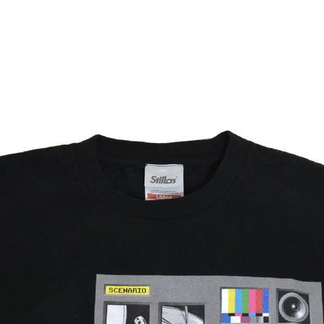 STILLAS S/S T-SHIRTS (SCENARIO) BLACK