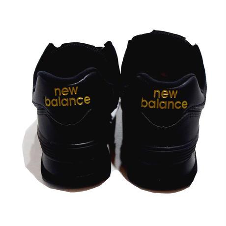NEW BALANCE (WL574) BLACK/BLACK