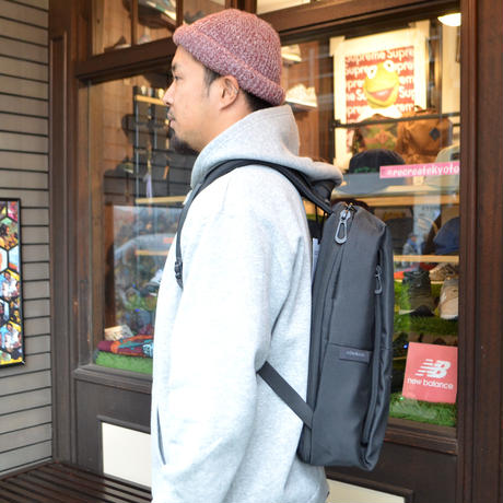 Cote & Ciel BACKPACK (RHINE) BLACK