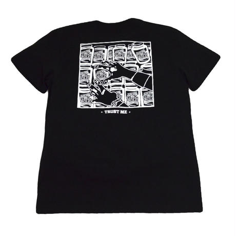 OldGoodThings S/S T-SHIRTS (TRUST ME) BLACK