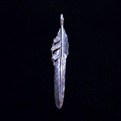 HORIZON BLUE (KAZAKIRI FEATHER 8cm) D(F01)
