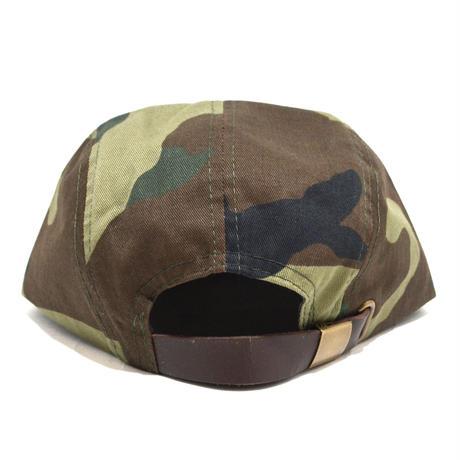 re:create 5PANEL CAP (ORIGINAL CAP) WOODLAND